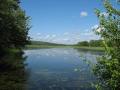 Marais de Belleisle rivière Saint Jean/plaine inondable, New Bruswick Deanne Meadus